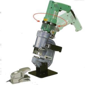 亀倉精機 電動油圧式 コードレス ポートパンチャー  RF-A3とフットスイッチセット品 ado-gu