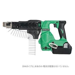 HiKOKI(日立工機)  18Vコードレス連結ねじドライバ WF18DSL(NN) 本体のみ(電池・充電器・ケース別売)|ado-gu