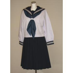 フジヨット夏セーラー服上衣(長袖)B体|ado-osaka