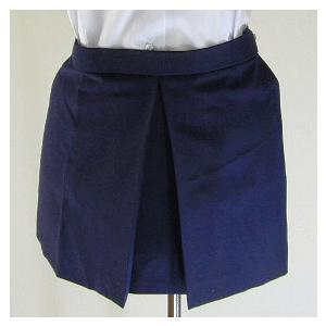 夏・紺BOXスカート(30cm)|ado-osaka