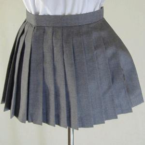夏・NEWグレープリーツスカート(30cm丈)|ado-osaka