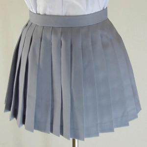 夏・グレープリーツスカート(30cm丈)|ado-osaka