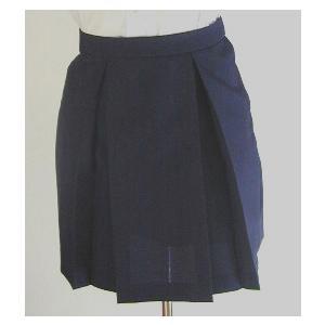 夏・紺BOXスカート(40cm)|ado-osaka