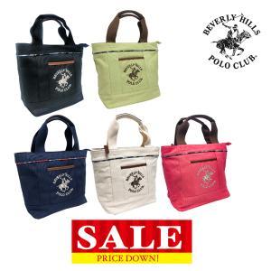 BHPC 限定セール価格 キャンバス刺繍テサゲバッグ 85B792 ビバリーヒルズポロクラブ 帆布 ...