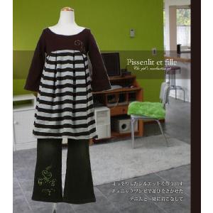 子ども服 送料無料 洗練されたインポート子供服ブランドコーディネイト女の子130-170cm No.203|adorable