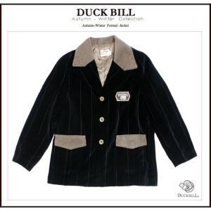 子ども服 フォーマルジャケット 英国紳士 (濠Du)子供服 セール|adorable