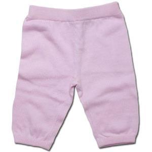 ベビーパンツ アウトレット 柔らかニットが気持ちいい  (米Li)ベビー服女の子 60 70 80 85 90cm 子供服 クリアランスセール |adorable