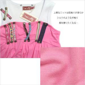 ワンピース風 ロング Tシャツ 女の子 子供服 春夏 虹の旅 (濠Me)  セール  160cm 170cm|adorable|02