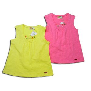 ワンピース風 Tシャツ 女の子 子供服 春夏 セール (濠Du)120-160cm adorable
