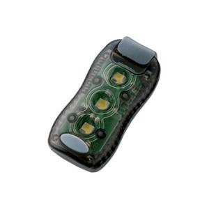【LEDライト/3灯/防犯・防災グッズ/アウトドア・レジャー/格安/ノベルティ】 LEDクリップライト|ads