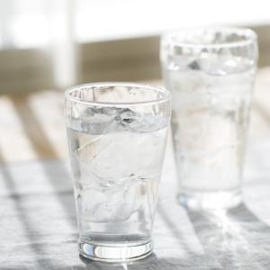 【炭酸水グラス/食器/プチギフト/格安/ノベルティ/小ロット】 炭酸水グラス(中)(245ml)|ads