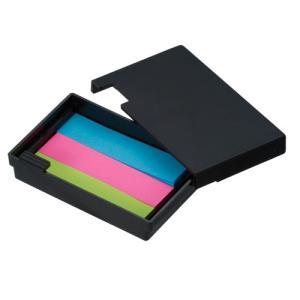 ケースの中にはふせんが収納  使い終われば携帯用の小物入れとしても使えます  またフタ部分はミントタ...