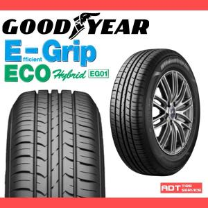 E-Grip ECO EG01 155/65 R14 GOODYEAR サマータイヤ グッドイヤー 4本で送料無料 限定特価|adt