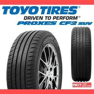 TOYO TIRES PROXES CF2 SUV 175/80 R16 90S プロクセス トーヨー サマータイヤ 4本で送料無料 4×4 SUV用