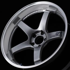 ADVAN Racing GT アドバンレーシング ジーティ 9.5J-19 5H 114.3 +50/+30 MHB|advan-shop