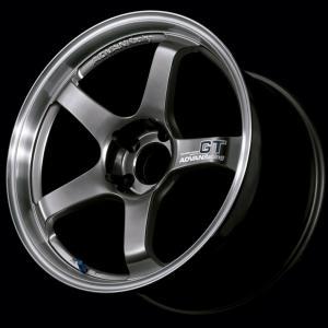 ADVAN Racing GT アドバンレーシングGT 8J-18 5H(M14) 100/114.3 +45 MMB|advan-shop