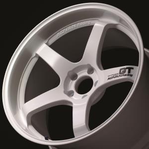 ADVAN Racing GT アドバンレーシングGT 9J-18 5H(M14) 114.3 +43/+35/+25 SGB/WW advan-shop