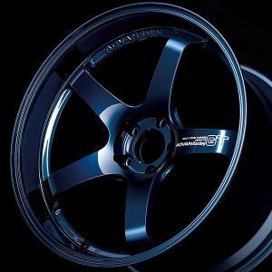 ADVAN Racing GT プレミアムバージョン アドバンレーシングGT 10J-18 5H(M14) 114.3 +40/+35/+22 TBP/DBP|advan-shop