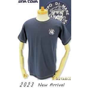 ●こちらは、シナコバメンズ2019春夏新作商品の半袖Tシャツです。 ●定番のワンポイントデザインはキ...