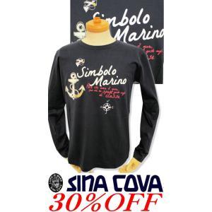 ●こちらは、シナコバメンズ2018秋冬新作商品の長袖Tシャツです。 ●お待たせいたしました♪シナコバ...
