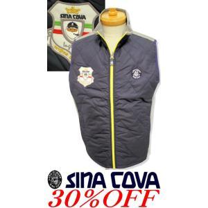●こちらの商品は、シナコバ・メンズの2018秋冬新作商品の中綿ベストです。 ●ゴルフの必需品♪軽くて...