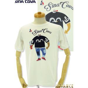 ●こちらは、シナコバメンズ2019春夏新作商品の半袖Tシャツです。 ●大人気のキャプテンがドッカーン...