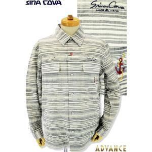 ●こちらは、シナコバメンズ2019春夏新作商品の長袖シャツブルゾンです。 ●軽い着心地のシャツタイプ...