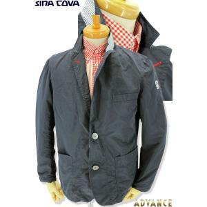 ●こちらは、シナコバメンズ2019春夏新作商品のジャケットです。 ●シャリ感のあるポリ素材で進化する...