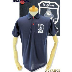 ●こちらは、シナコバメンズ2019春夏新作商品の半袖ポロシャツです。 ●サラッとした着心地が特徴のポ...