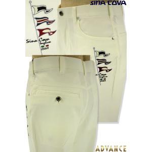 ●こちらの商品は、シナコバ・メンズの2019春夏新作商品のゴルフパンツです。 ●スタイリッシュなシル...