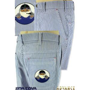 ●こちらの商品は、シナコバ・メンズの2019春夏新作商品のゴルフパンツです。 ●暑い夏に手放せないサ...