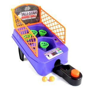 おもちゃ バスケットボール テーブル フリースロー ゲーム アーケードゲームのシューティングゲームをコンパクトに|advanceworks2008