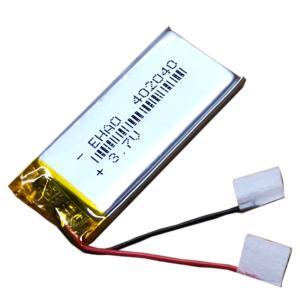リチウムポリマー バッテリー 3.7v 280mAh 402040 Li-Po電池 ドローンやウォークマンの交換バッテリーに 送料無料|advanceworks2008