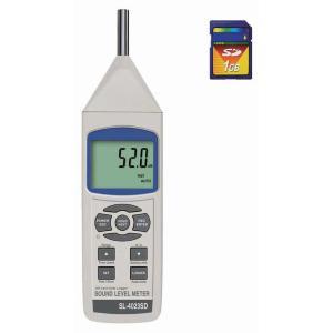 (送料無料)マザーツール SL-4023SD SDカードデータロガデジタル騒音計|advanceworks2008