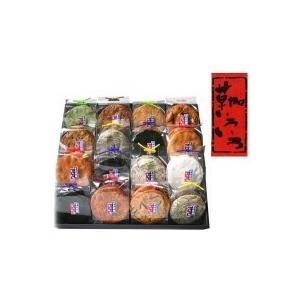 (送料無料)(代引き不可)草加せんべい 草加いろいろ(16マス)×2箱|advanceworks2008