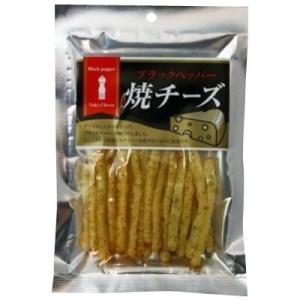 (送料無料)(代引き不可)ブラックペッパー焼チーズ 40g×10袋|advanceworks2008