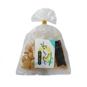 (送料無料)(代引き不可)餅菓子 わらびもち 270g 黒蜜小袋付 20袋 advanceworks2008
