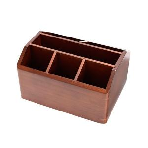 (送料無料)茶谷産業 日本製 木製回転式リモコンラック 020-103|advanceworks2008