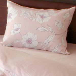 (送料無料)メリーナイト 日本製 綿100% ドビー織 枕カバー ピロケース ボタニカ 43×63cm|advanceworks2008