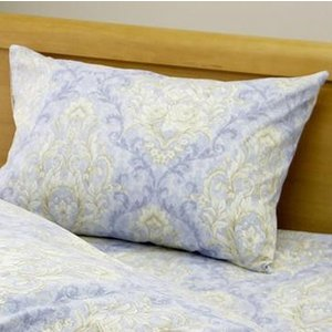 (送料無料)メリーナイト 日本製 綿100% 枕カバー ピロケース セレナーデ 43×63cm|advanceworks2008