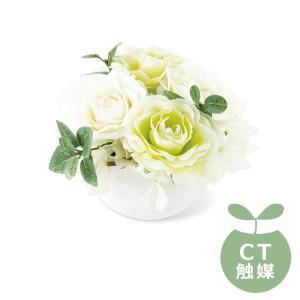 (送料無料)Mirabelle(ミラベル) DEODORANT ARTIFICIAL FLOWER 消臭アーティフィシャルフラワーWhite (L)  KH-61056|advanceworks2008