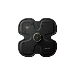 (送料無料)maxell ACTIVE PAD もてケアPro EMS運動器 4極タイプ MXES-R400PR|advanceworks2008