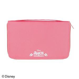 (送料無料)Disney ディズニー マルチケース(ふしぎの国のアリス) ロングタイプ DLM-2501K|advanceworks2008