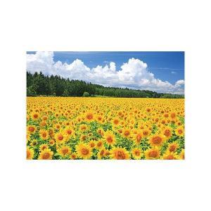 (送料無料)やのまん ジグソーパズル 風景 美瑛のひまわり畑(北海道)03-872|advanceworks2008