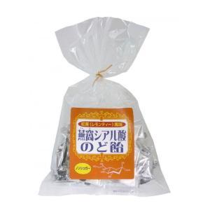(送料無料)(代引き不可)燕窩シアル酸のど飴ノンシュガー  紅茶(レモンティー)風味 87g×3袋|advanceworks2008