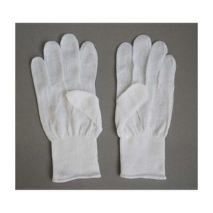 (送料無料)三高サプライ インナーグローブ やさしインナー手袋 コットン指有り 10双入り GI05|advanceworks2008