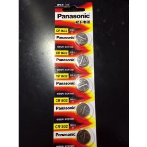 パナソニック CR1632 ボタン電池 1個|advanceworks2008