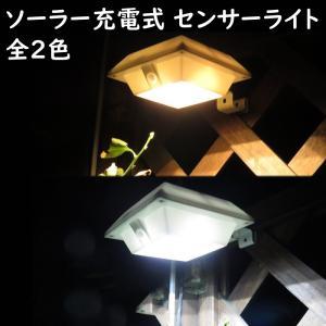 太陽光充電式 ソーラーガーデンセンサーライト 得トク2WEEKS0410|advanceworks2008