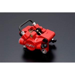 汎用品 ADVANTAGE NISSIN リアー レース専用・ブレーキキャリパー(ダストシール付き)YZRタイプ|advantage