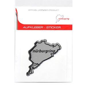 ニュルブルクリンク コース ステッカー NRA9942A